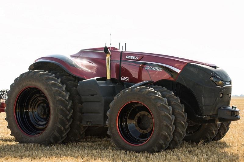 Robotic Tractor