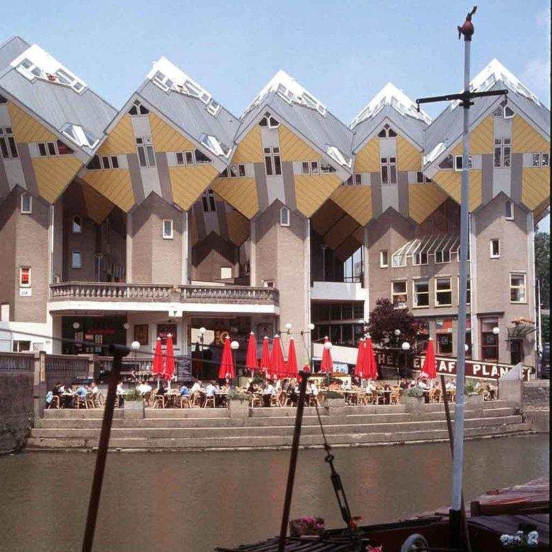 Strangest Buildings