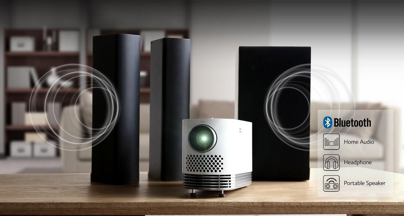 LG Smart Laser TV HF80JS