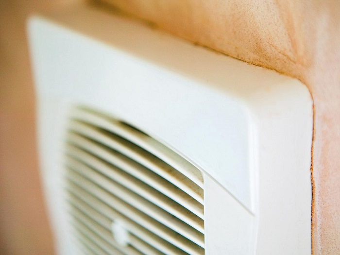 Ventilate your House