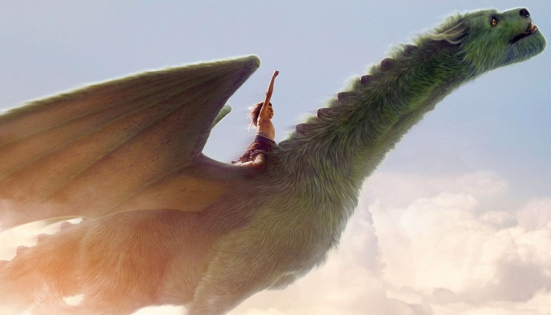 Peter and the Dragon