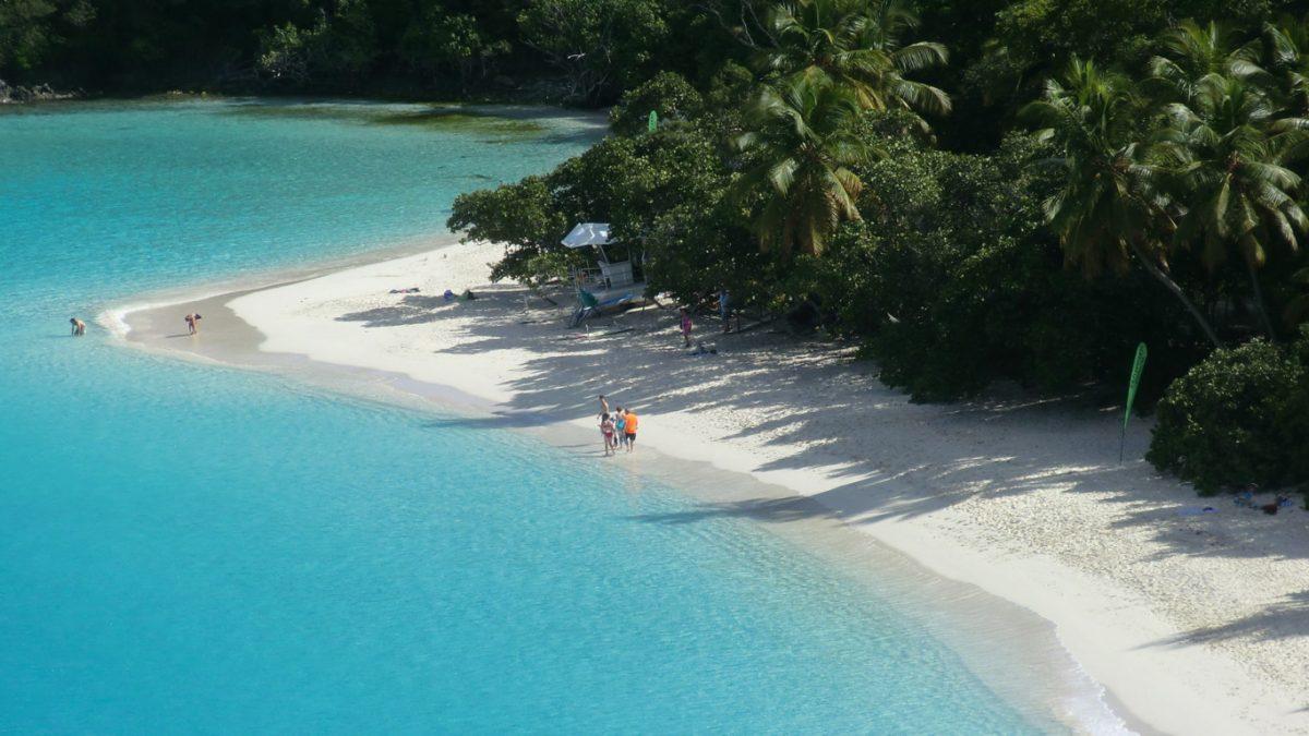 paradisiacal islands