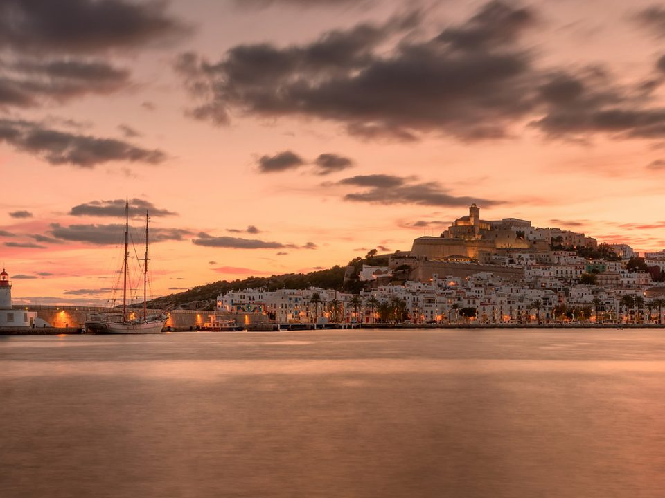 Ibiza in winter