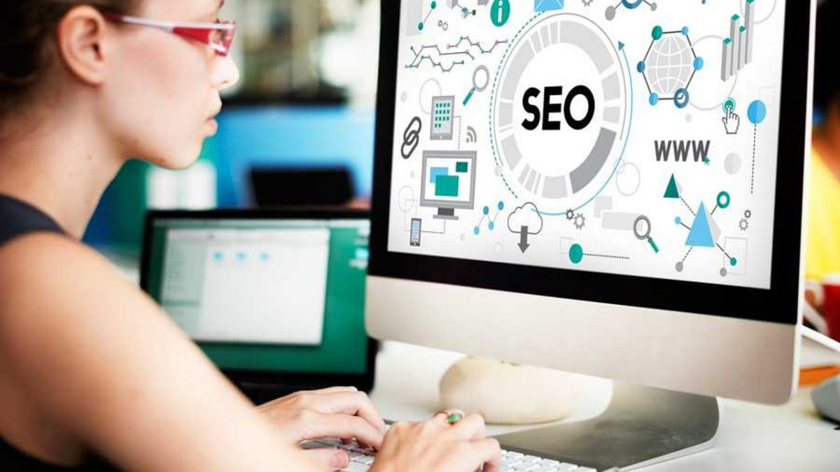 think about SEO