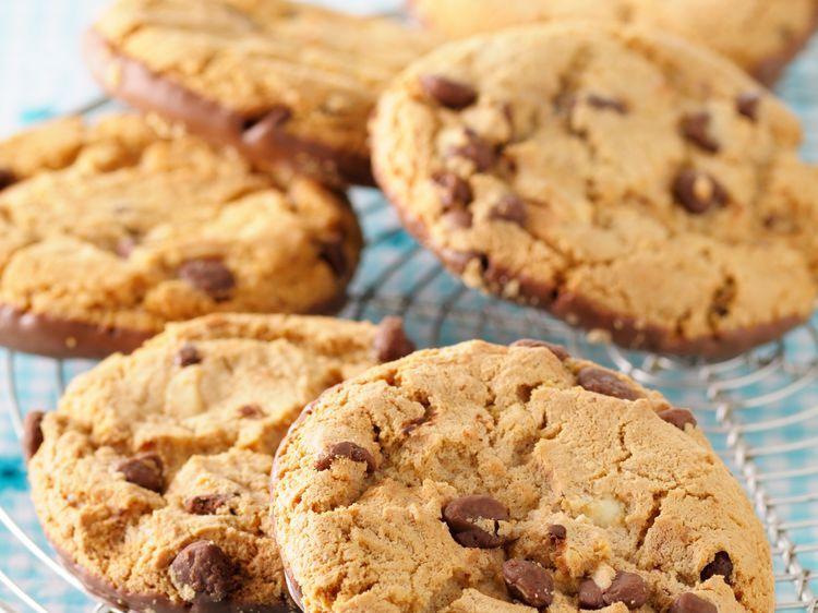 Light biscuits