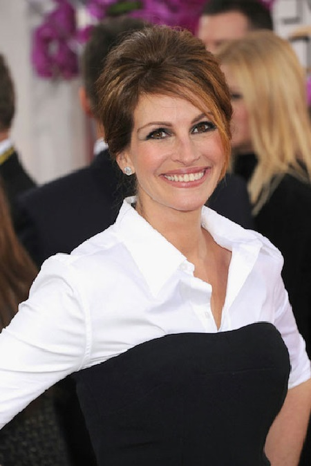 Julia Roberts Body Measurements