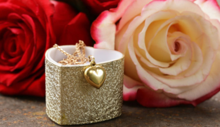 Valentine surprise gift