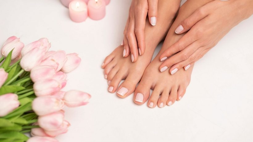 How to do a spa pedicure at home?
