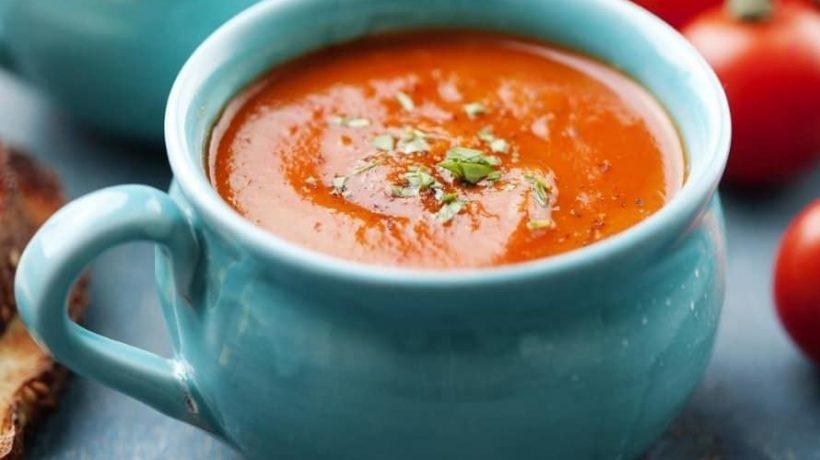 How to prepare spanky gazpacho?